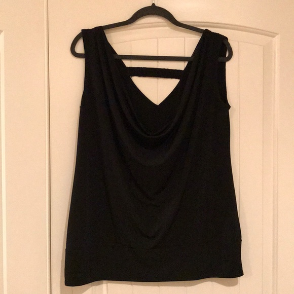 48ff5ee0cd6 Torrid Tops - 💐💐💐Gorgeous Plus Size Black Sleeveless Blouse